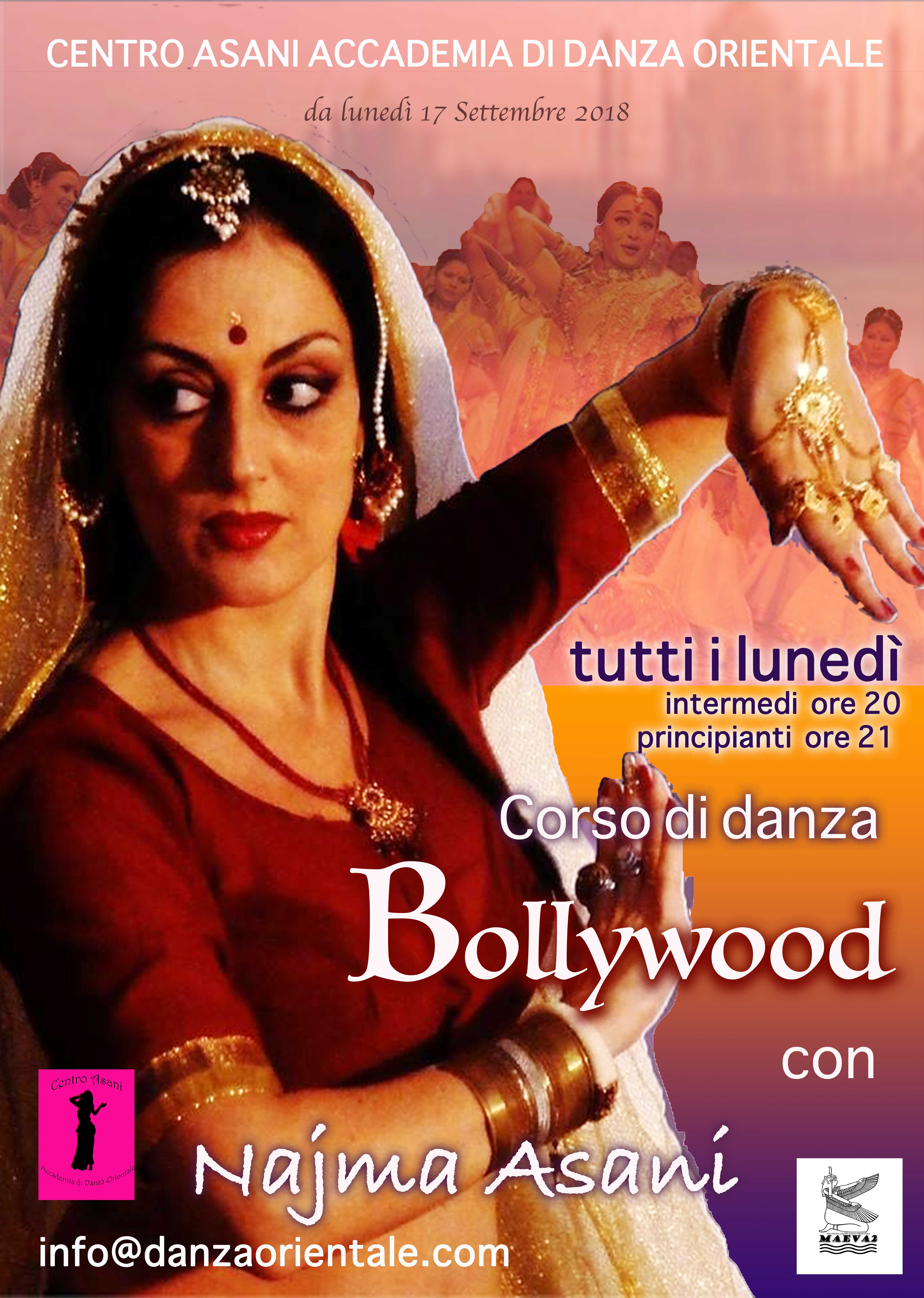 danza-bollywood